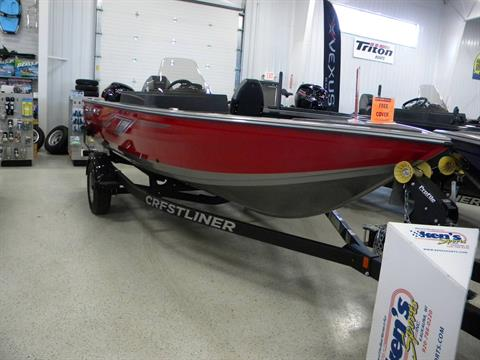 2019 Crestliner 1750 Fish Hawk SC in Kaukauna, Wisconsin - Photo 1