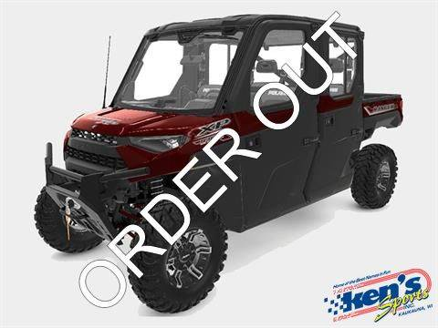 2021 Polaris Ranger Crew XP 1000 NorthStar Edition Ultimate + MB Quart Audio Package in Kaukauna, Wisconsin - Photo 1