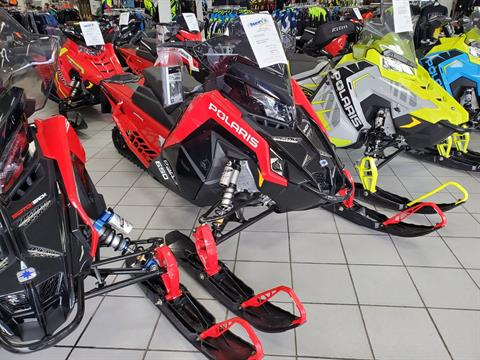 2021 Polaris 650 Indy XC 137 Launch Edition Factory Choice in Kaukauna, Wisconsin - Photo 2