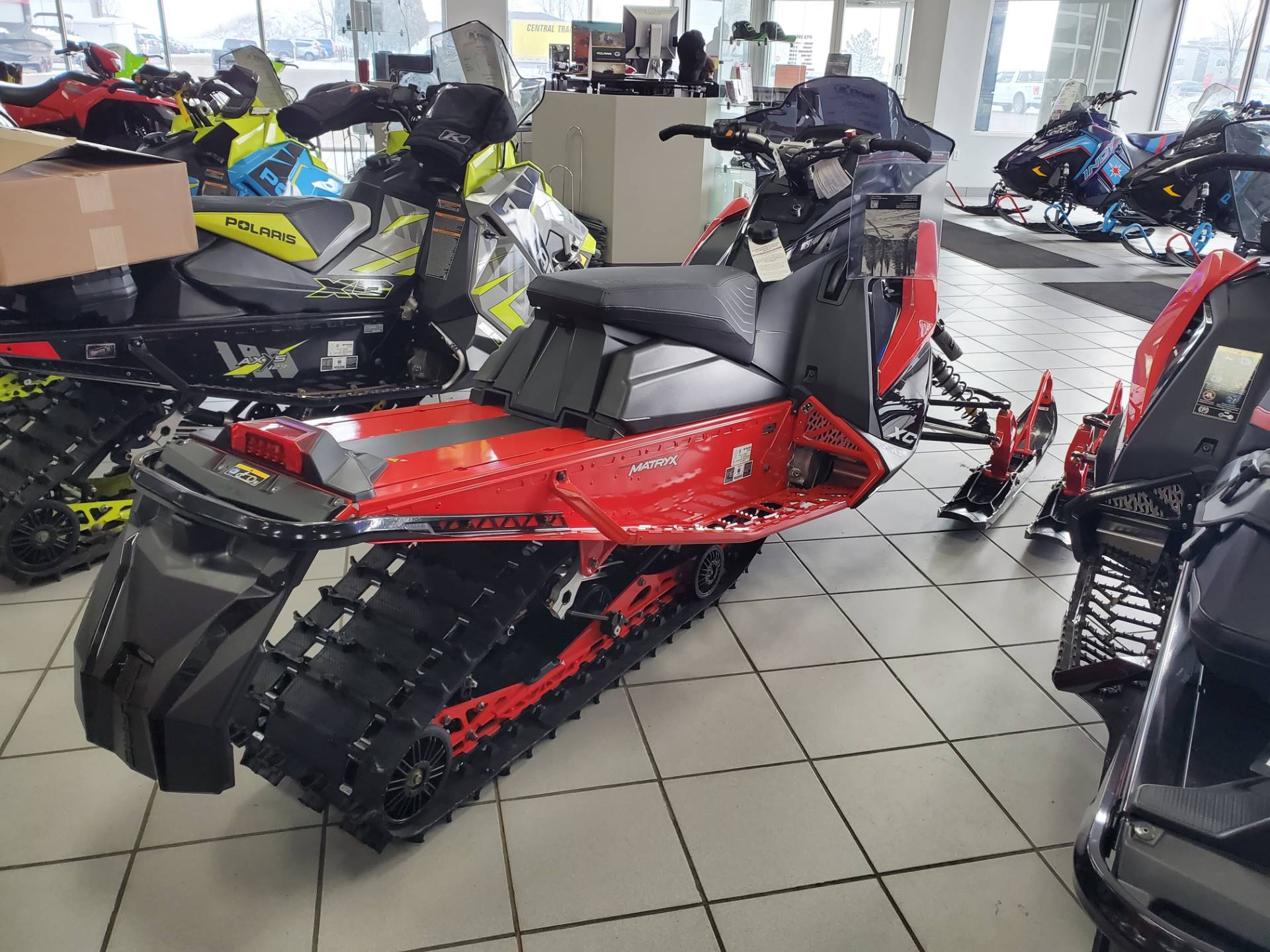 2021 Polaris 650 Indy XC 137 Launch Edition Factory Choice in Kaukauna, Wisconsin - Photo 3