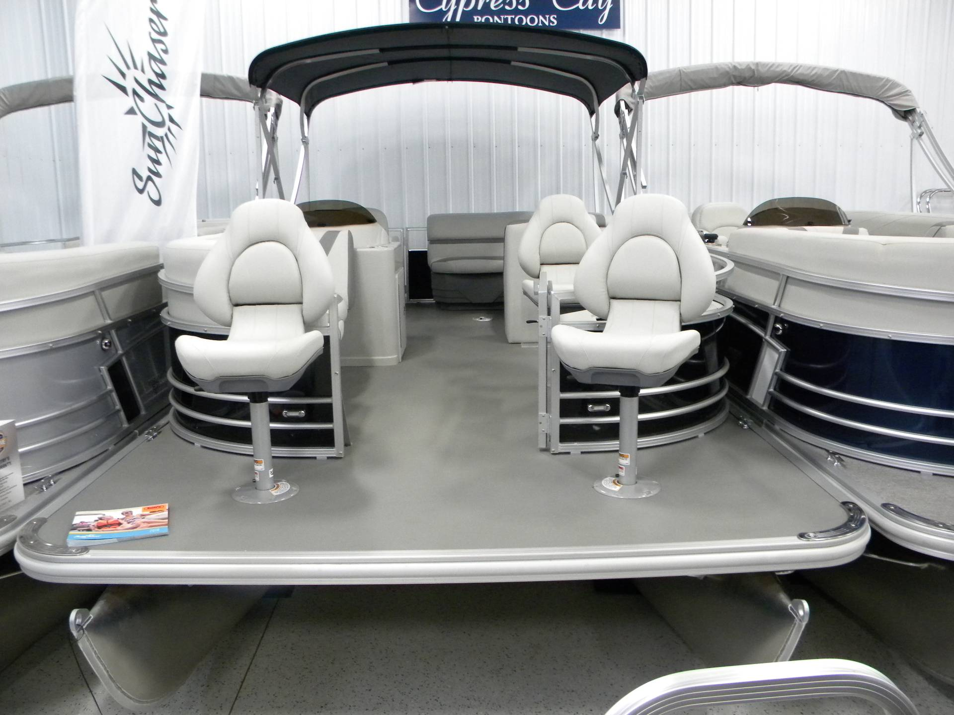 New 2018 Sunchaser Geneva Cruise Ds 20 Crs Power Boats Outboard In