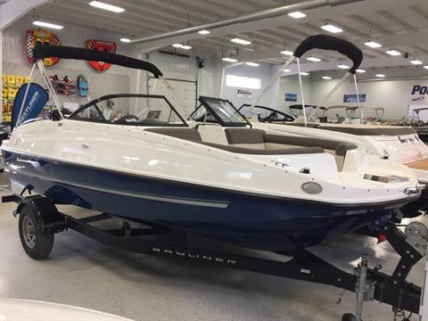 2017 Bayliner 190 Deck Boat in Kaukauna, Wisconsin