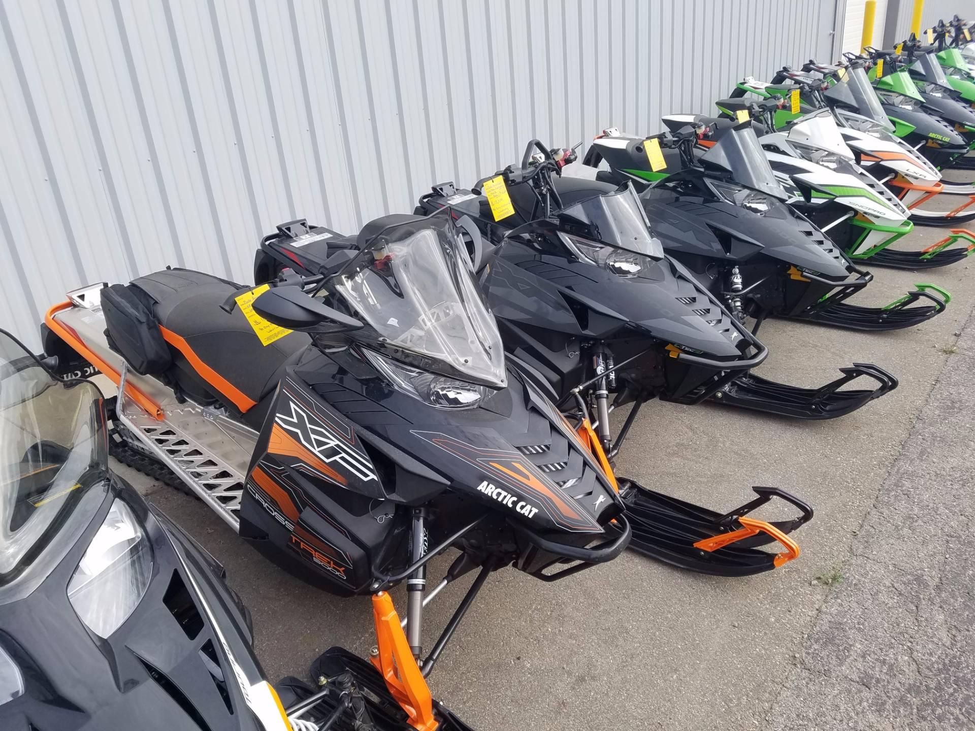 """2016 XF 9000 137"""" CrossTrek ES"""