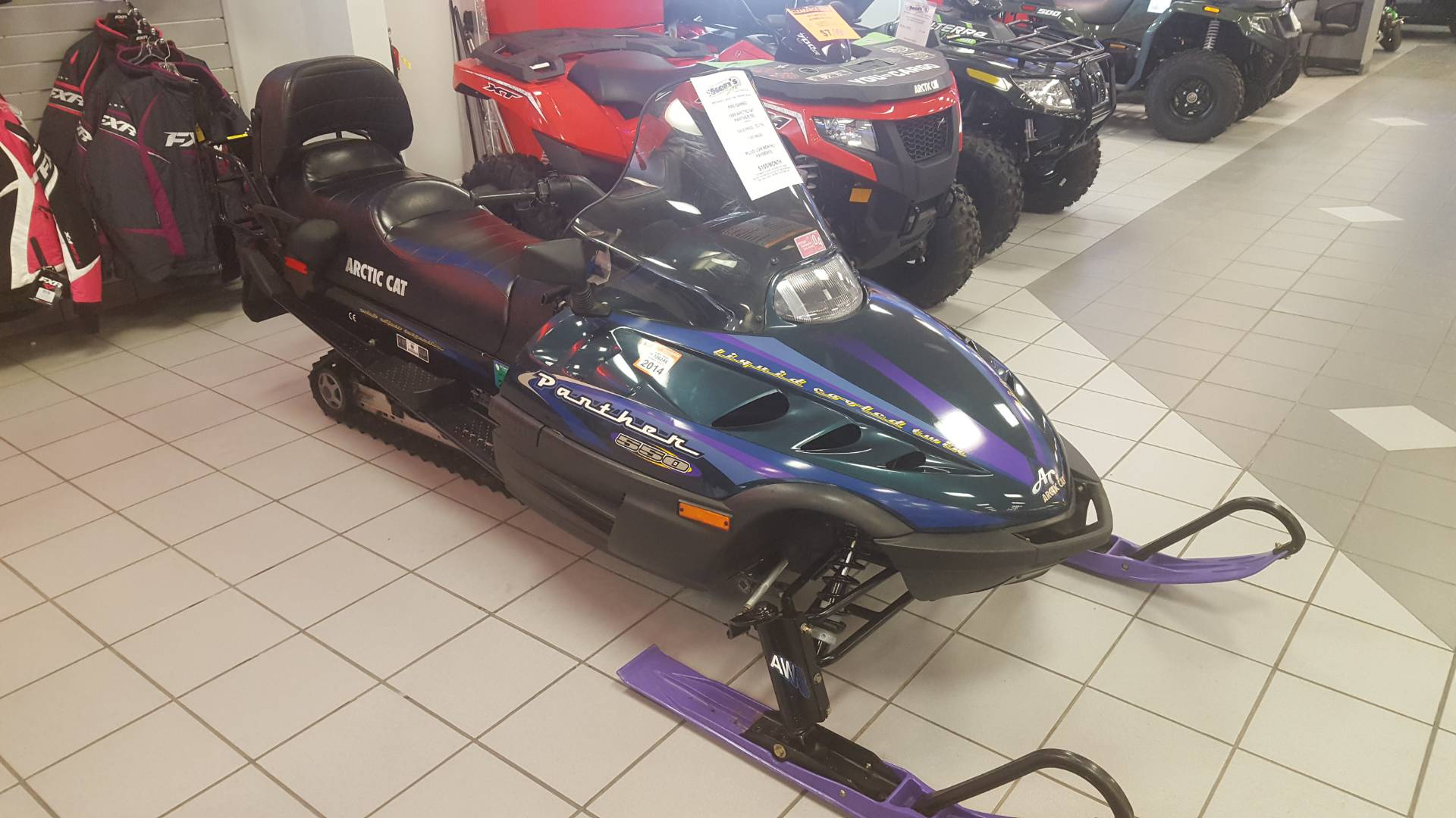 1999 Arctic Cat PANTHER 550 for sale 394