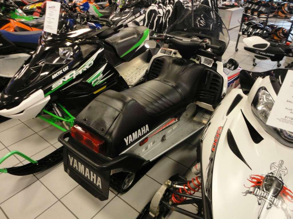Used 2001 yamaha vmax 500 deluxe snowmobiles in kaukauna wi for 500 yamaha snowmobile