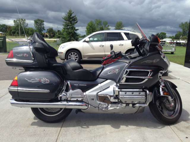 2005 Honda Gold Wing® in Kaukauna, Wisconsin - Photo 2