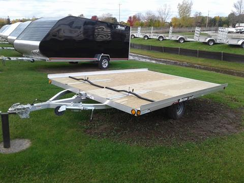 2019 Triton Trailers XT12-101SQ 2 PLACE TILT BED in Kaukauna, Wisconsin