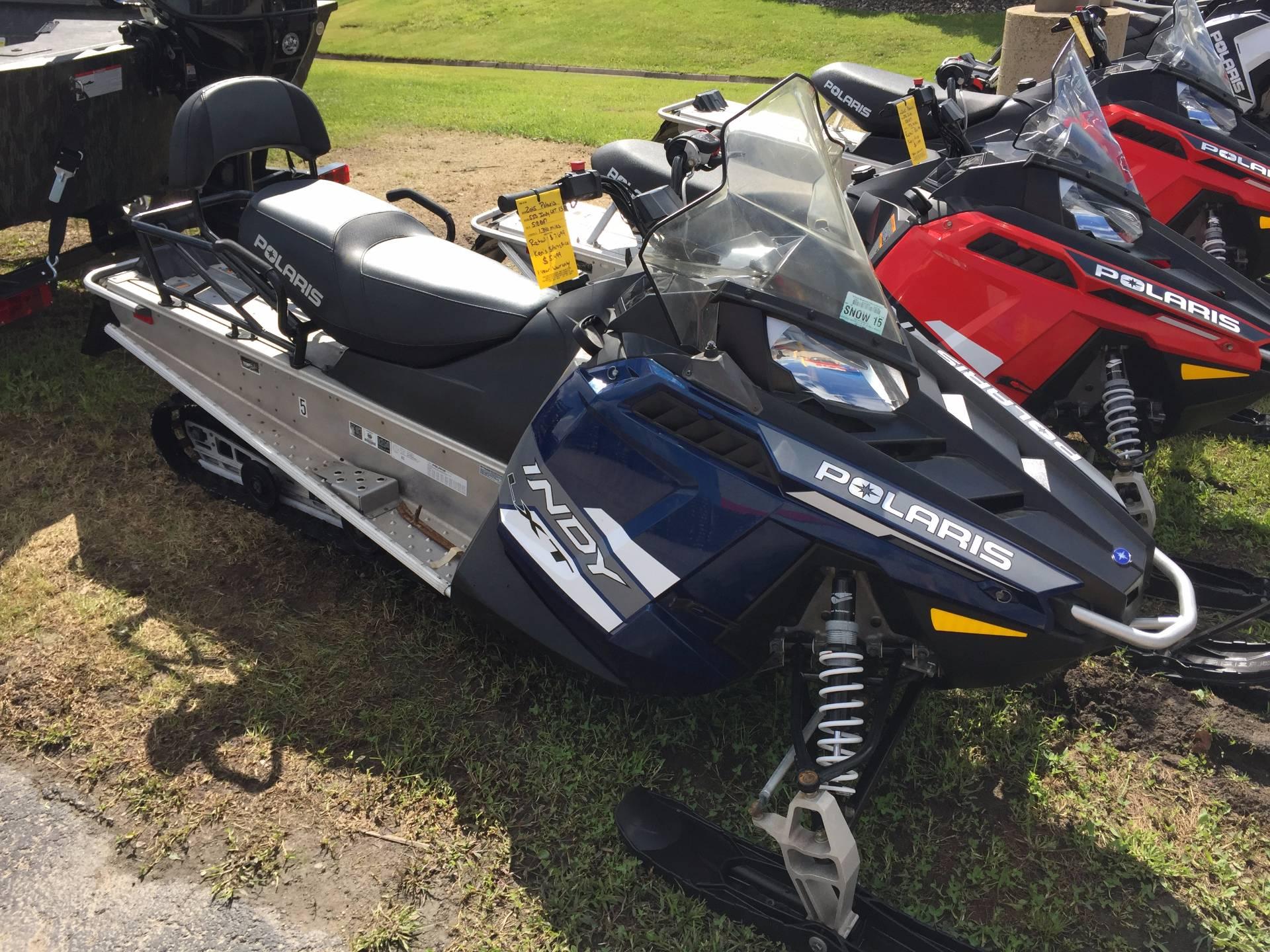 2015 550 Indy LXT