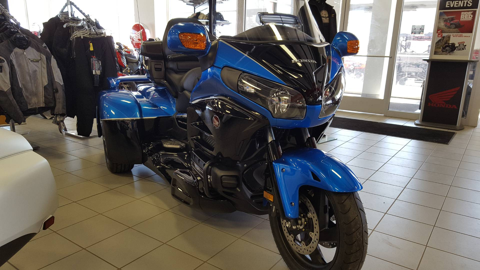 2017 Honda Gold Wing Audio Comfort in Kaukauna, Wisconsin