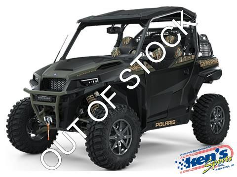 2021 Polaris General XP 1000 Pursuit Edition in Kaukauna, Wisconsin - Photo 1