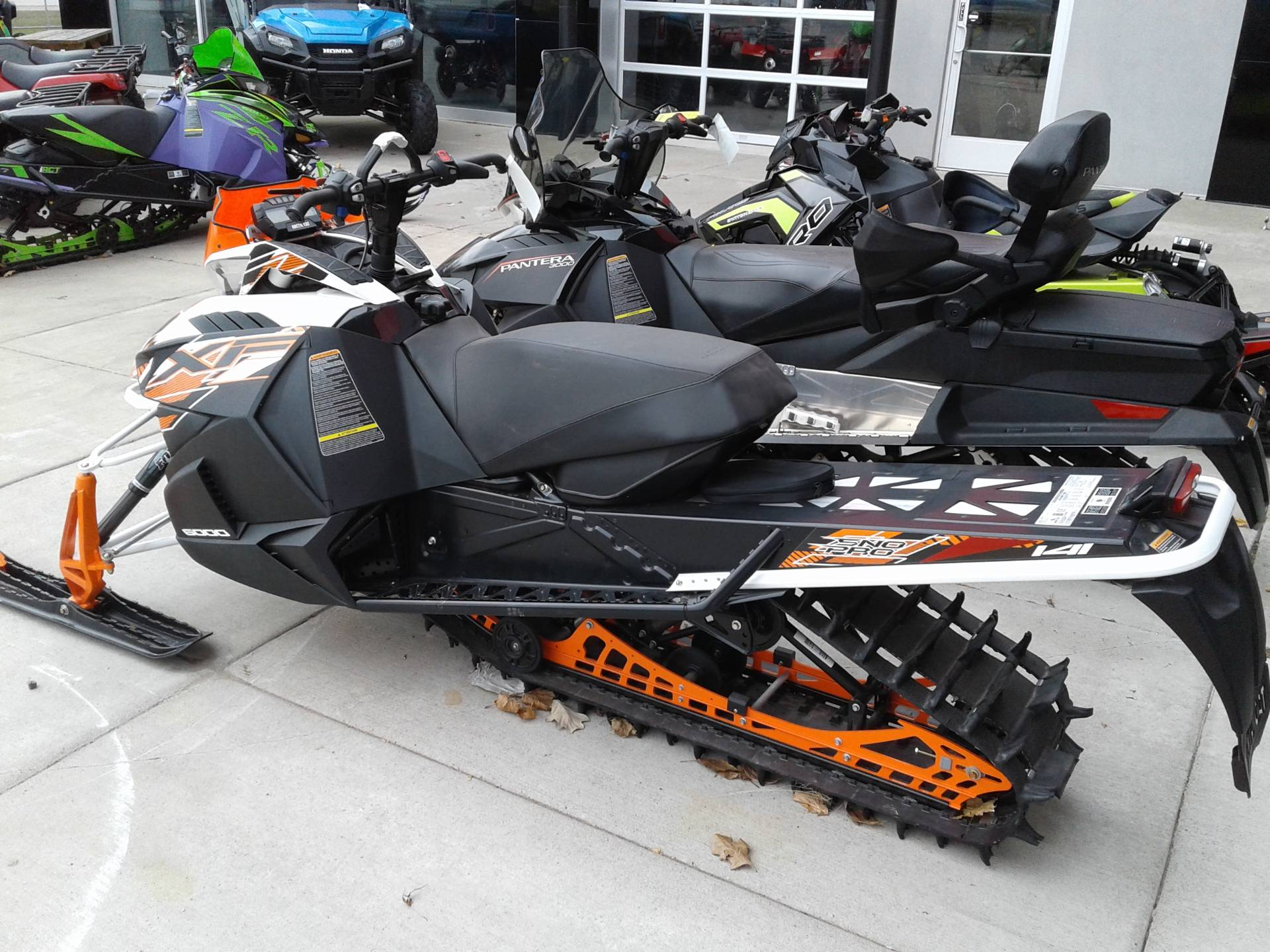 2015 Arctic Cat XF 6000 High Country Sno Pro ES 2