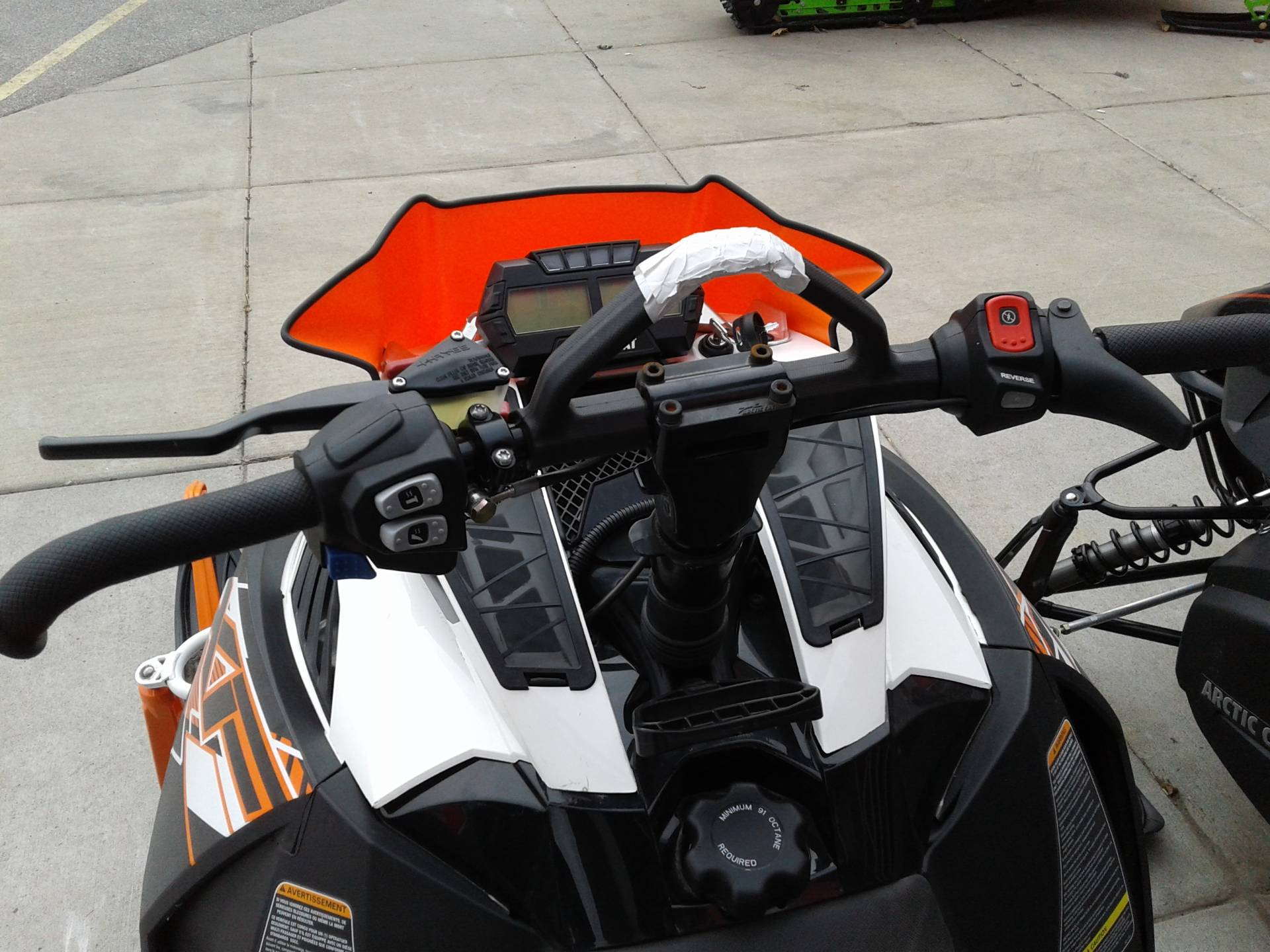 2015 Arctic Cat XF 6000 High Country Sno Pro ES 4