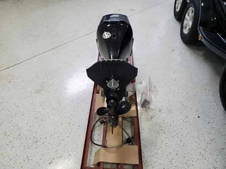 Mercury Marine 25ELPT FourStroke in Kaukauna, Wisconsin - Photo 2