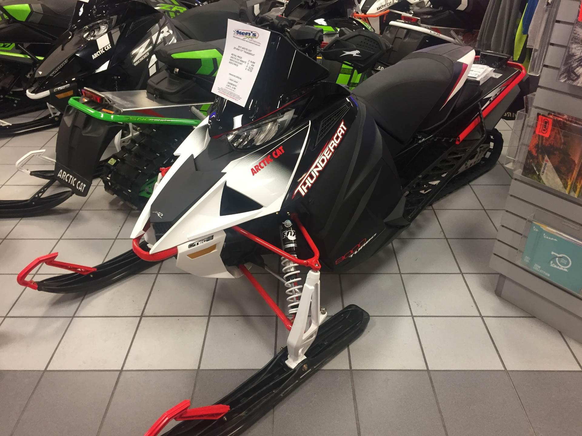 2017 ZR 9000 Thundercat 137