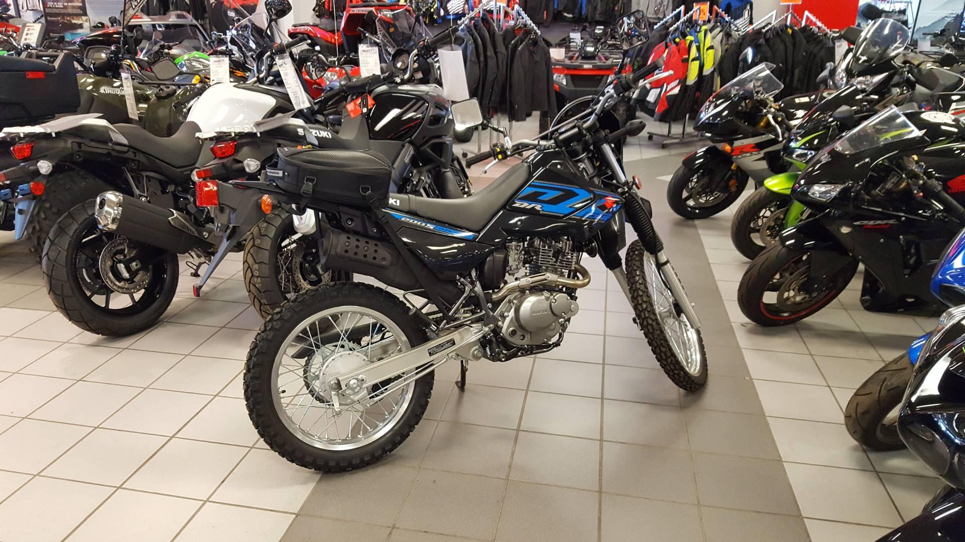 2017 Suzuki DR200S for sale 2186