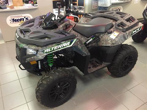 2016 Arctic Cat Alterra 700 XT in Kaukauna, Wisconsin