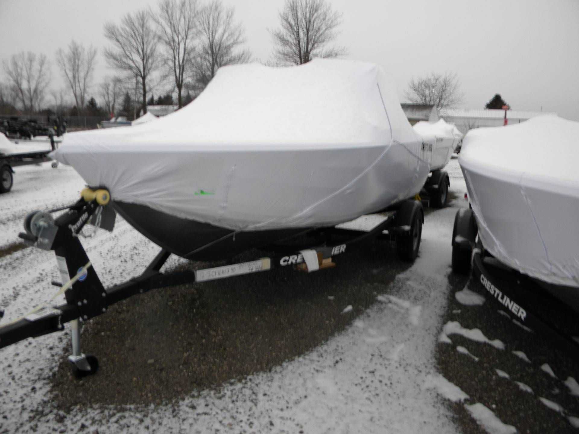 2019 Crestliner 1650 Fish Hawk WT in Kaukauna, Wisconsin - Photo 1