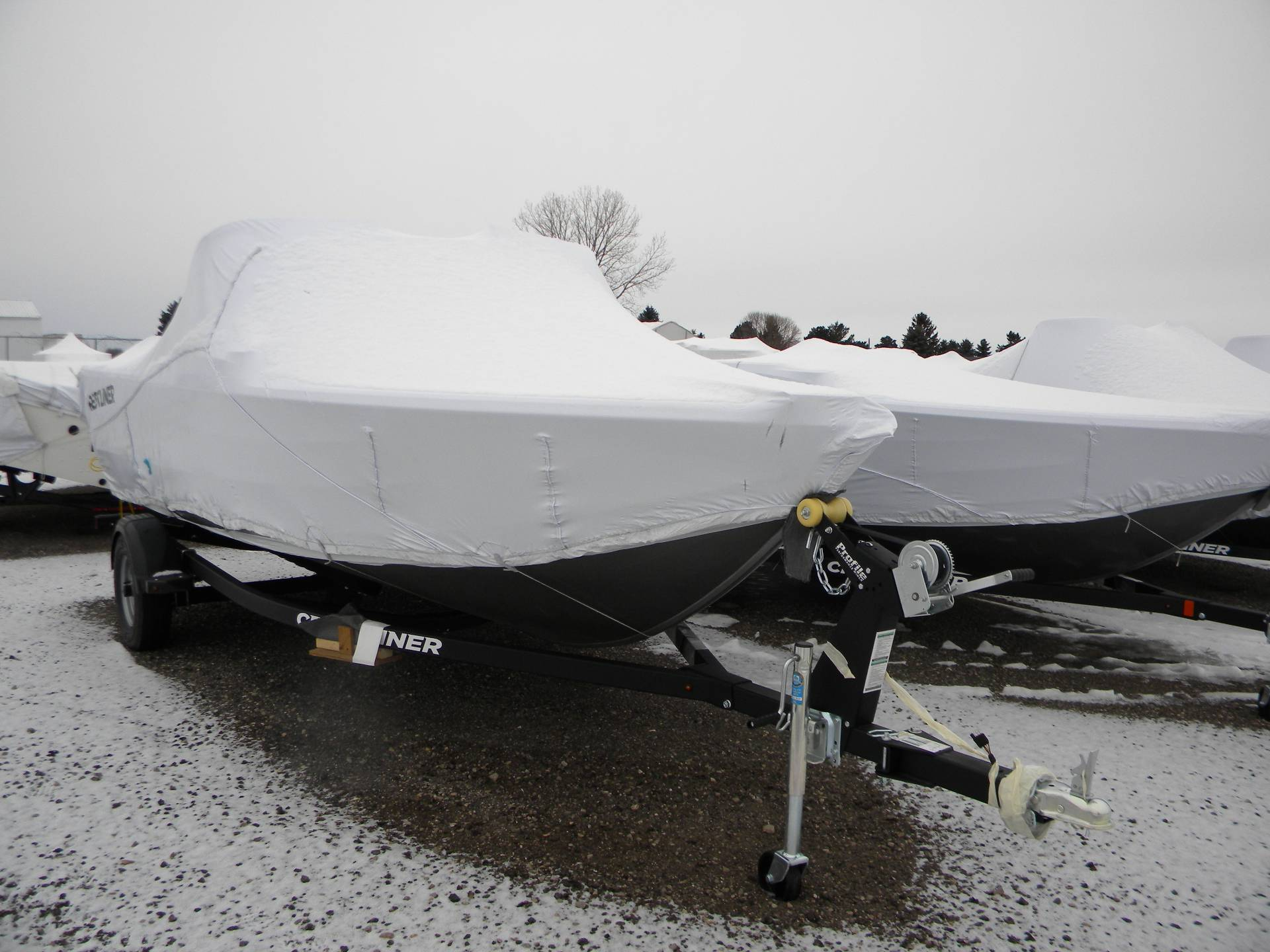 2019 Crestliner 1650 Fish Hawk WT in Kaukauna, Wisconsin - Photo 2