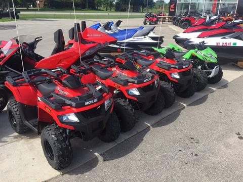 2017 Arctic Cat Alterra 90 in Kaukauna, Wisconsin