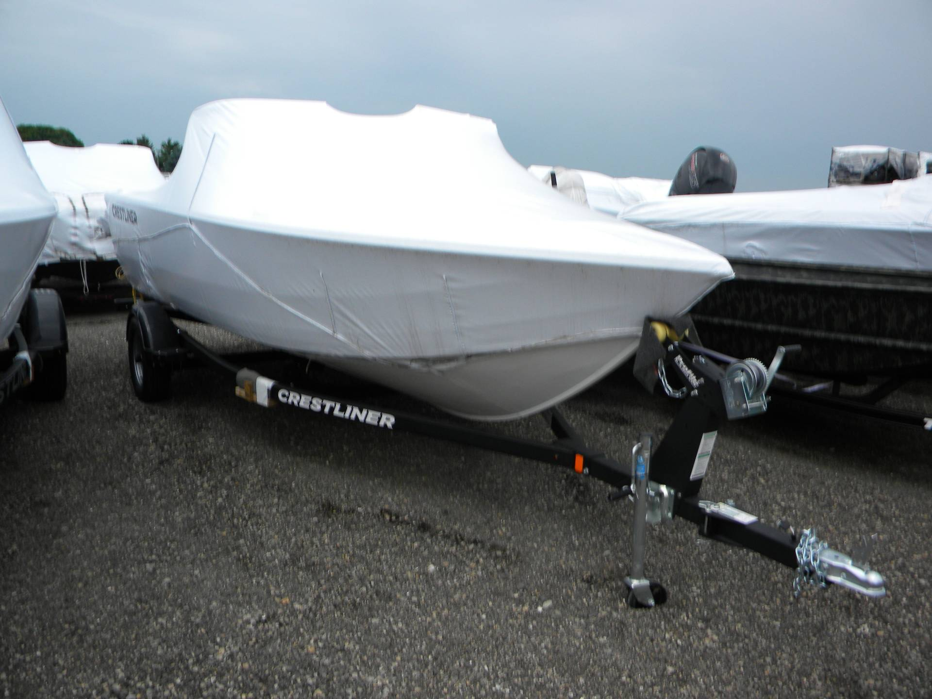 2019 Crestliner 1650 FISH HAWK SE WT in Kaukauna, Wisconsin - Photo 1