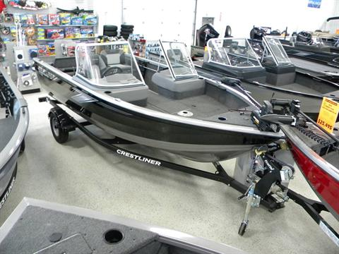 2019 Crestliner 1650 FISH HAWK SE WT in Kaukauna, Wisconsin - Photo 3