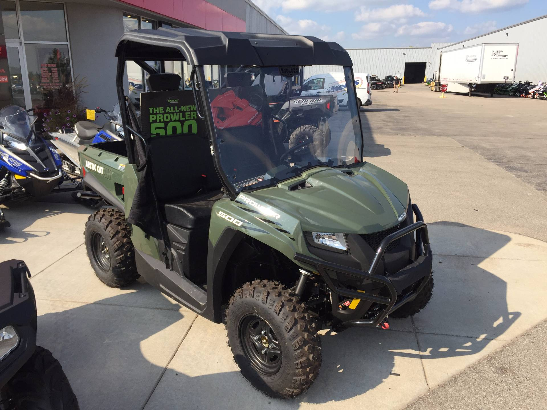 2017 Prowler 500