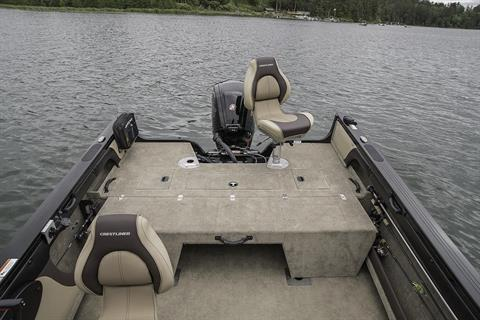 2017 Crestliner 1750 Super Hawk in Kaukauna, Wisconsin
