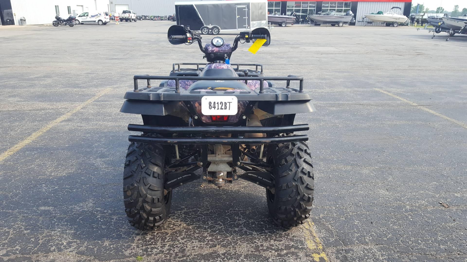 Used 2004 Polaris Sportsman 700 Twin Atvs In Kaukauna Wi 322546 Fuel Filter Wisconsin