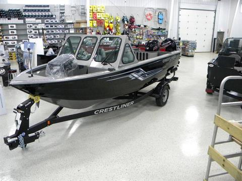 2019 Crestliner 1850 Commander in Kaukauna, Wisconsin