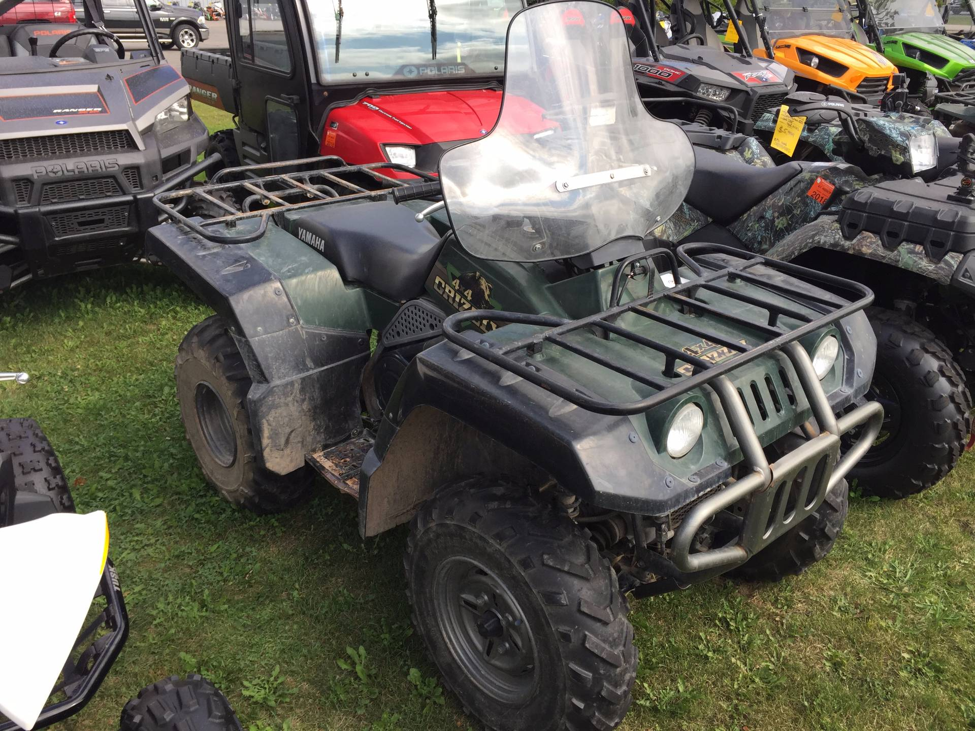 1998 yamaha grizzly 600 4x4 for sale kaukauna wi 72161 for Yamaha grizzly 600