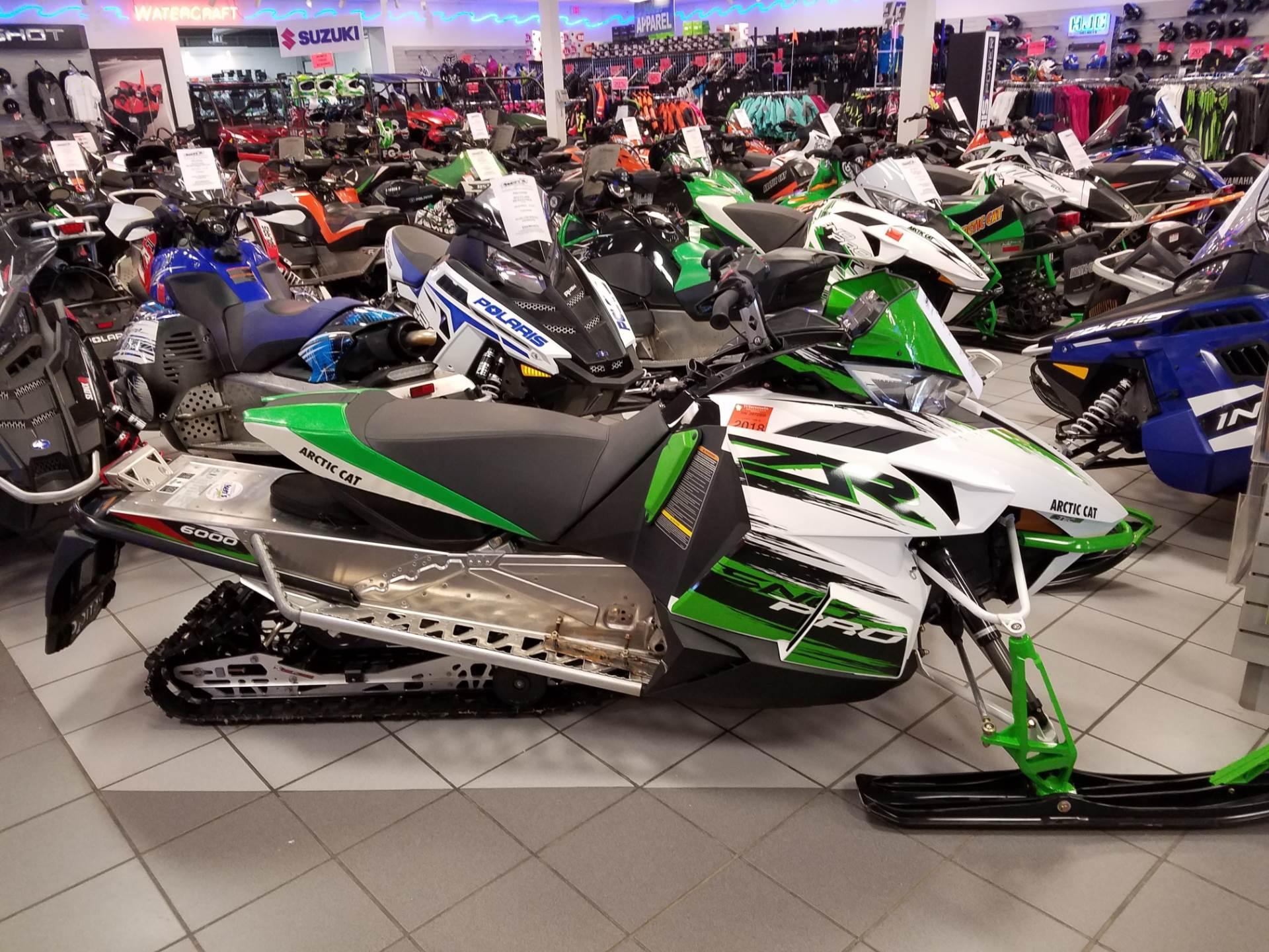 2015 ZR 6000 Sno Pro ES
