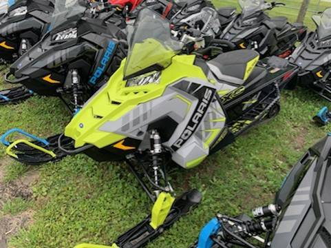 2020 Polaris 850 Indy XC 129 SC in Kaukauna, Wisconsin - Photo 1