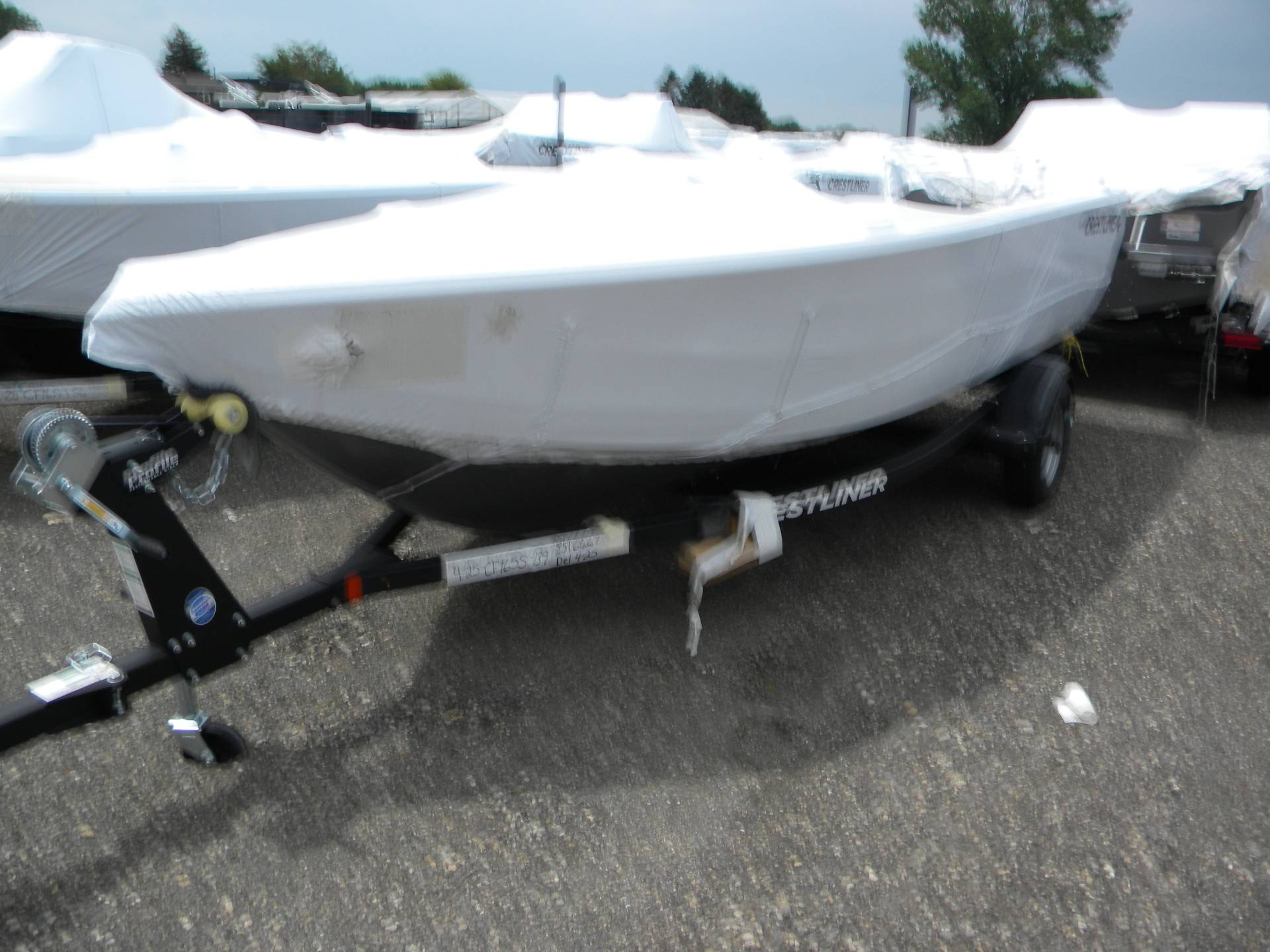 2019 Crestliner 1650 FISH HAWK SE SC in Kaukauna, Wisconsin - Photo 2