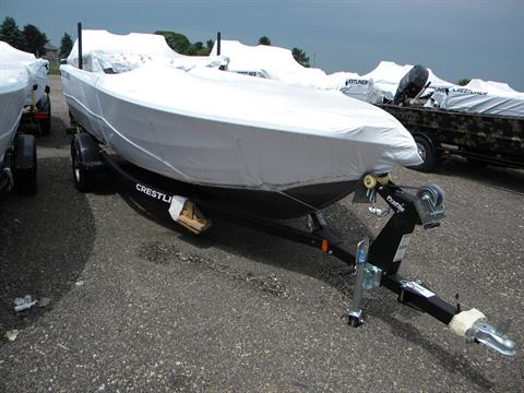 2019 Crestliner 1650 FISH HAWK SE SC in Kaukauna, Wisconsin - Photo 1