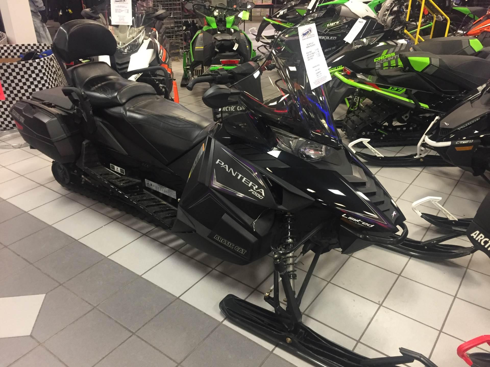 2017 Pantera 7000  Limited