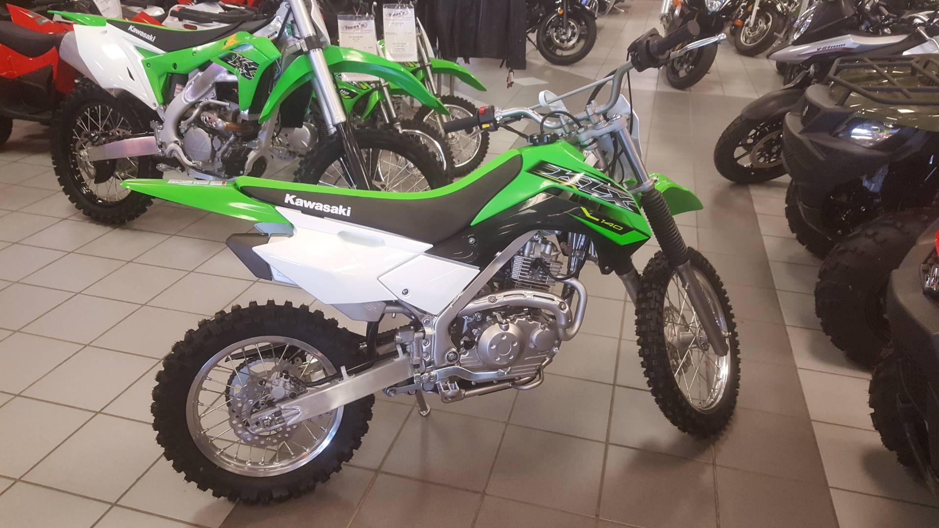 2019 Kawasaki KLX 140 for sale 2604