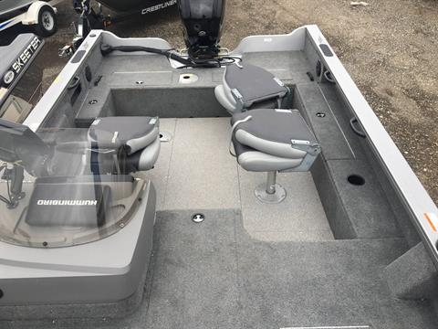 2015 Crestliner 1750 Fish Hawk in Kaukauna, Wisconsin