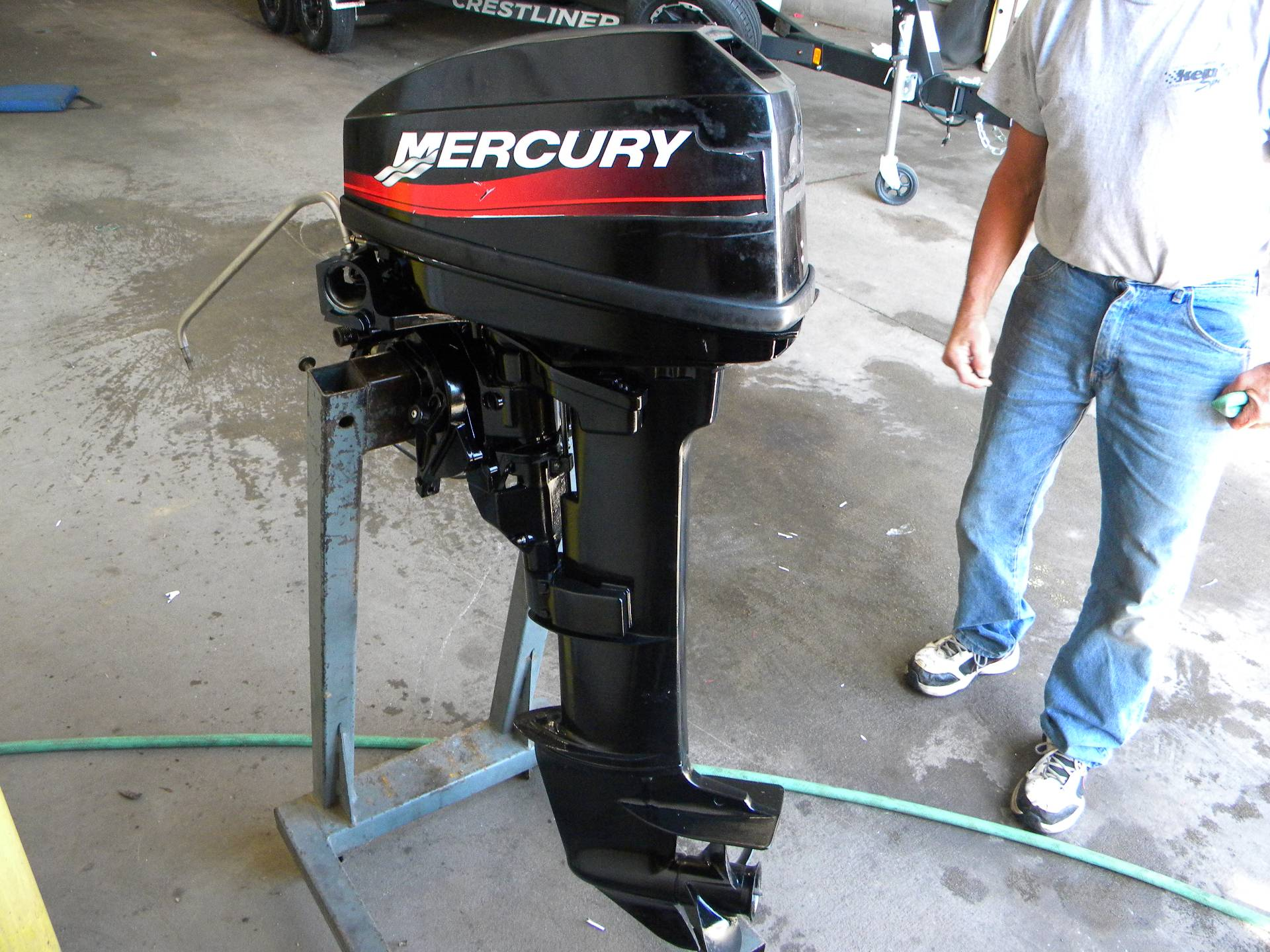 Mercury Marine 9.9 in Kaukauna, Wisconsin - Photo 1