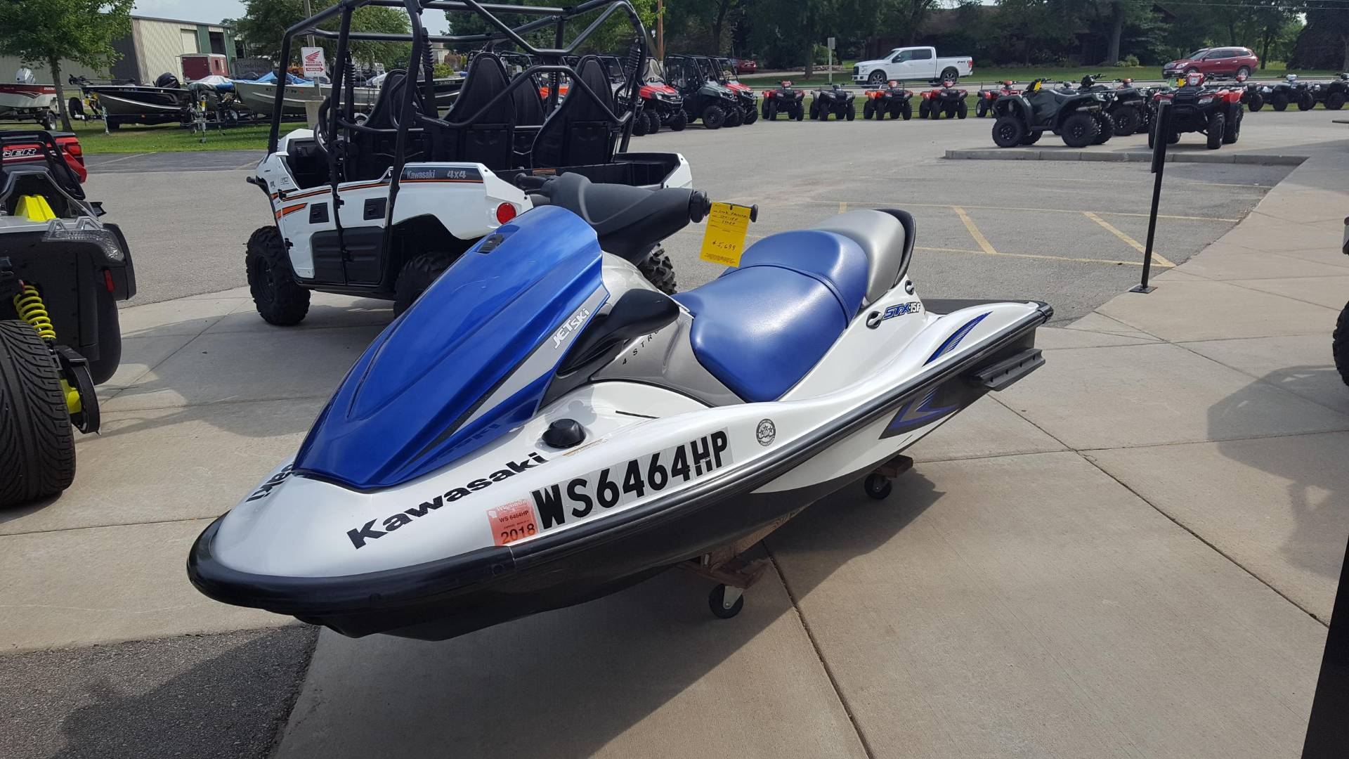 2008 Kawasaki Jet Ski STX-15F for sale 32098