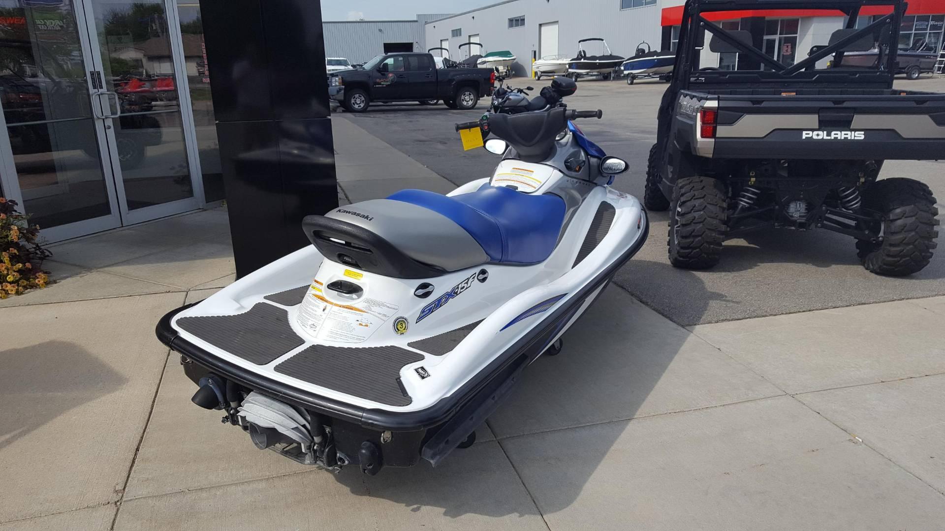 2008 Kawasaki Jet Ski® STX®-15F in Kaukauna, Wisconsin
