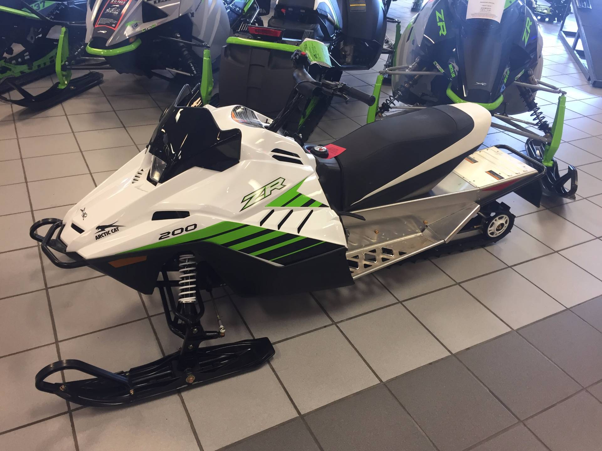 2018 Arctic Cat ZR 200 in Kaukauna, Wisconsin