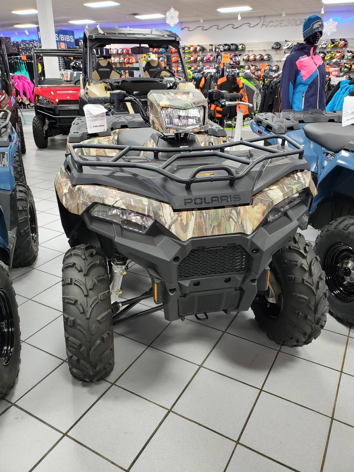 2021 Polaris Sportsman 570 in Kaukauna, Wisconsin - Photo 2