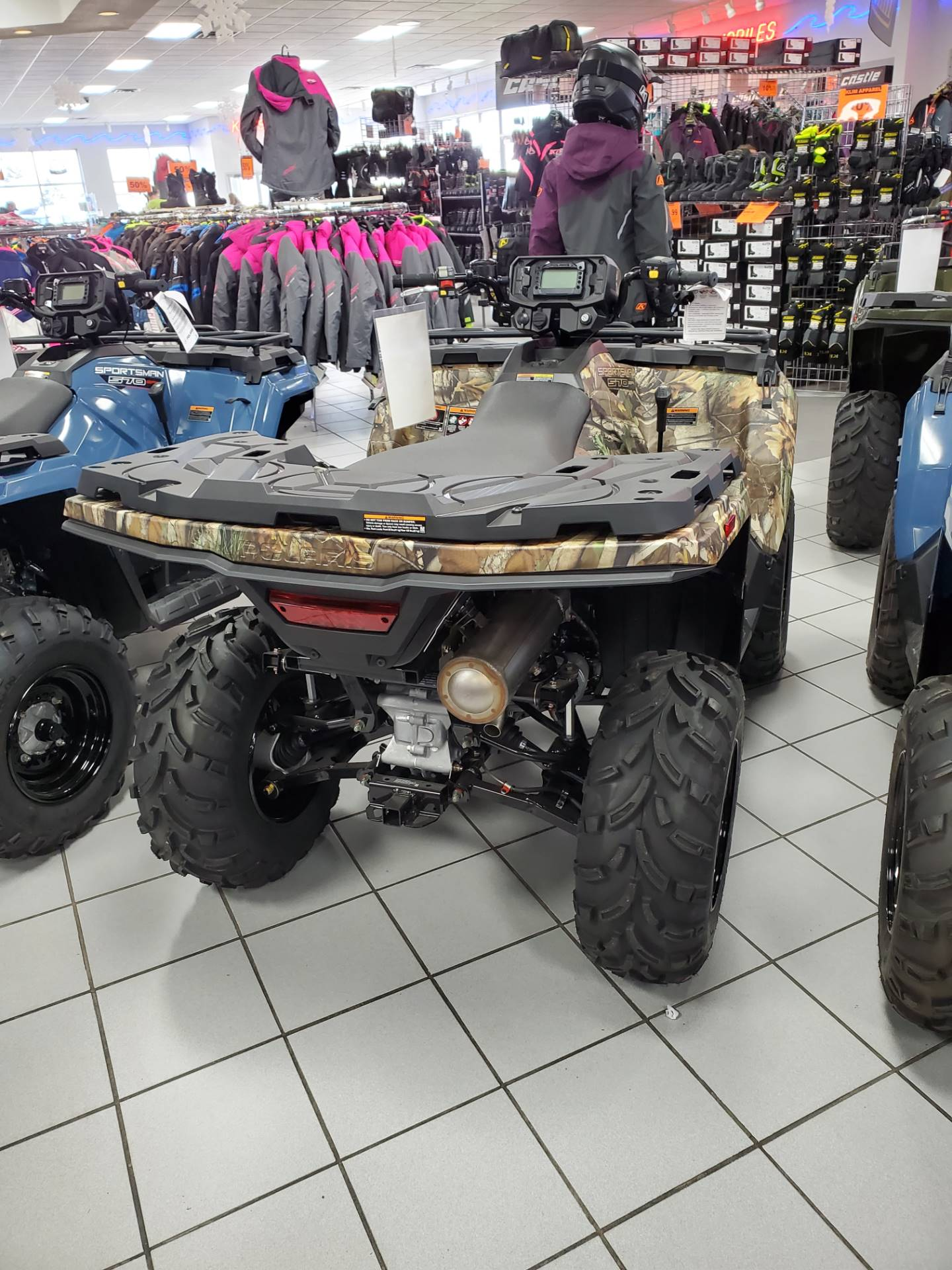 2021 Polaris Sportsman 570 in Kaukauna, Wisconsin - Photo 3