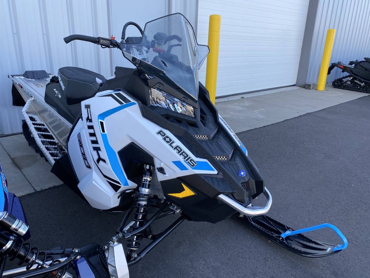 2020 Polaris 600 RMK 144 ES in Kaukauna, Wisconsin - Photo 1