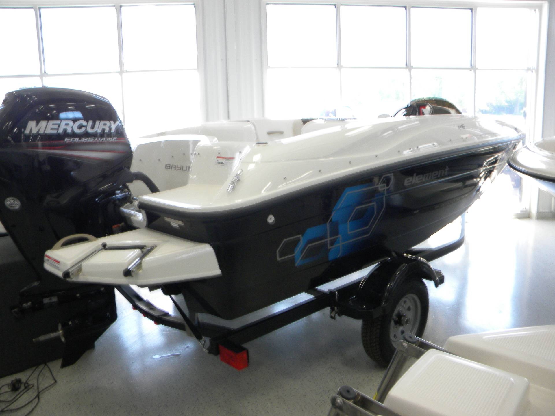 2019 Bayliner Element E16 in Kaukauna, Wisconsin - Photo 1