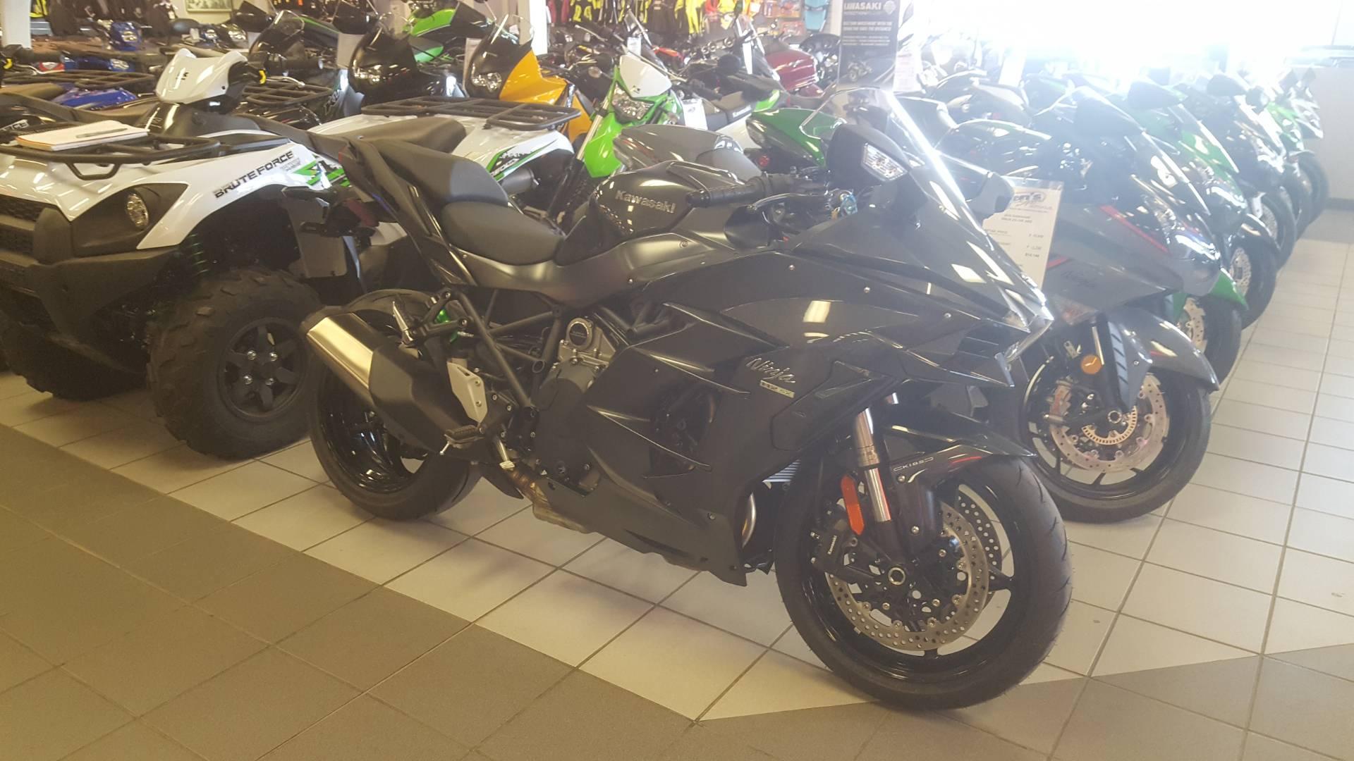 2018 Kawasaki Ninja H2 SX for sale 4320