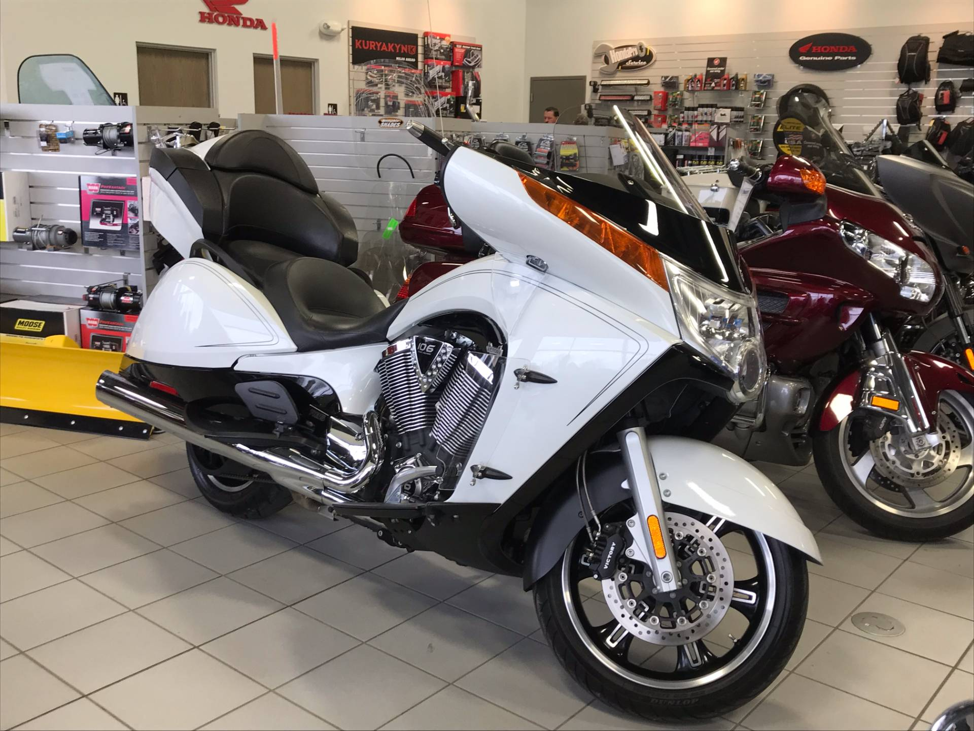 Used 2014 Victory Vision® Tour Motorcycles in Kaukauna, WI