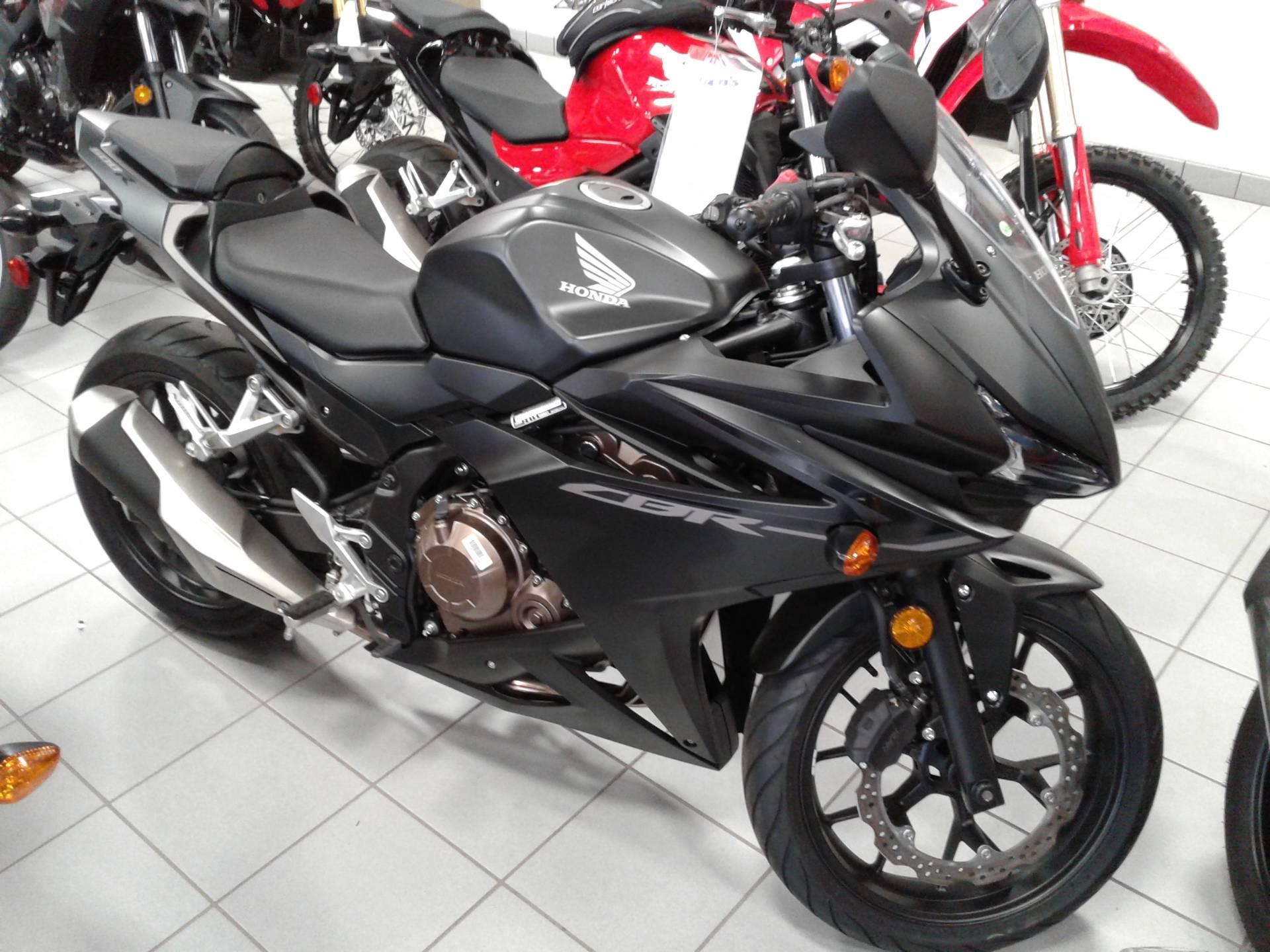 2016 Honda CBR500R for sale 573