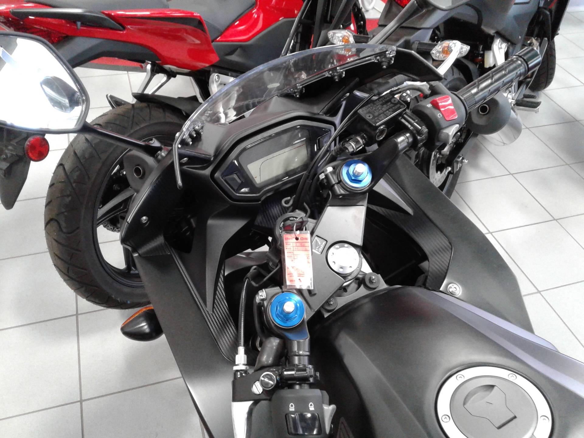 2016 Honda CBR500R 3
