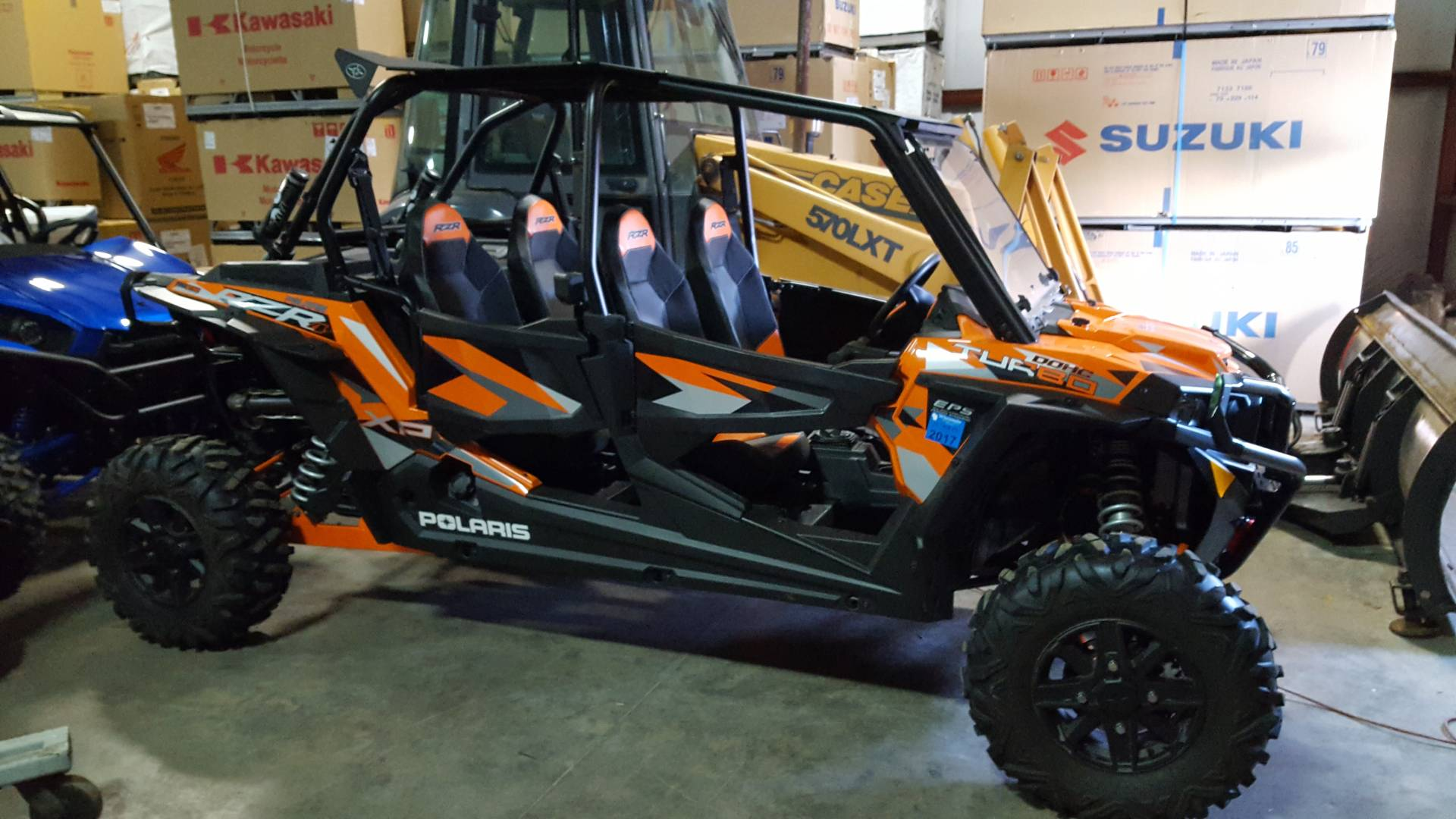 2016 Polaris RZR XP 4 Turbo EPS for sale 106185